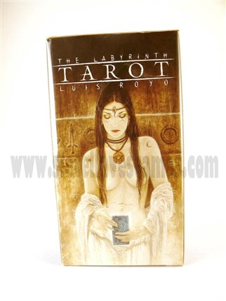 baraja-cartas-tarot-labyrinth